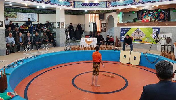 ورزشکار زورخانهای سیستان و بلوچستان قهرمان کشور شد