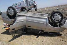 هشدار رئیس پلیس راه راهور ناجا در خصوص خطر واژگونی