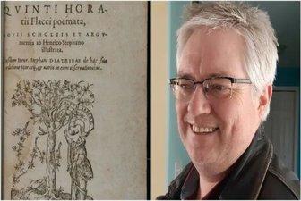 کشف اولین کتاب از کتابخانه شخصی شکسپیر
