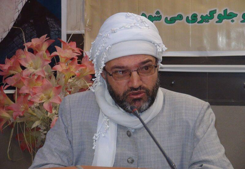 امام جمعه روانسر خواستار تکمیل مدرسه علوم دینی امام شافعی شد