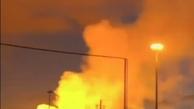 انفجار در خط صادرات گاز ایران به ترکیه