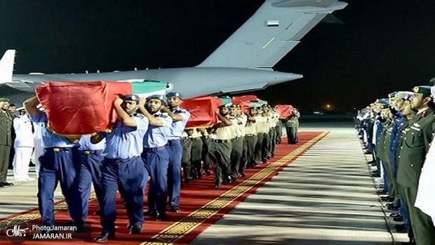 کشته شدن 6 نظامی امارات در یمن
