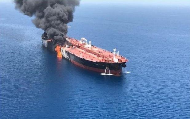 آمریکا و اتحادیه عرب به دنبال طرح قضیه انفجار نفتکشها در شورای امنیت
