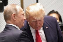 تشکر پوتین از ترامپ و سیا به خاطر اطلاعاتی ضدتروریستی