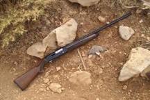 یک شکارچی اردبیلی با تیر خود جان باخت