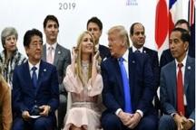 تمسخر گسترده ایوانکا دختر ترامپ در شبکه های اجتماعی