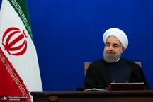 روحانی: تلاش کردیم پاسدار آزادی گردش اطلاعات و حمایت از رسانه آزاد باشیم/ رویکرد دولت دسترسی به فضای مجازی برای استفاده شهروندان بوده است