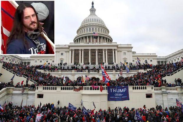 صدور نخستین حکم حمله به ساختمان کنگره