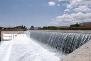 بیش از یک میلیون متر مکعب آب در خمین ذخیره سازی شد