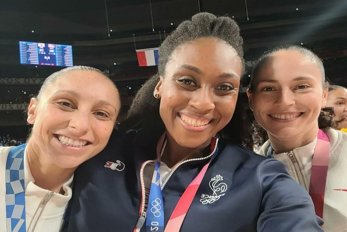 برنده مدال برنز المپیک توکیو باردار بود!