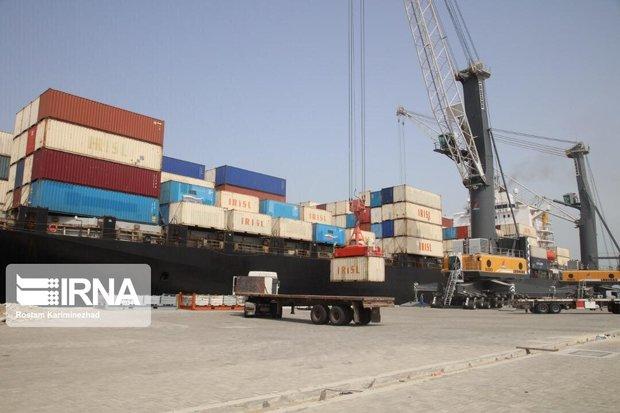 افزایش ۲۷ درصدی واردات از بندر چابهار