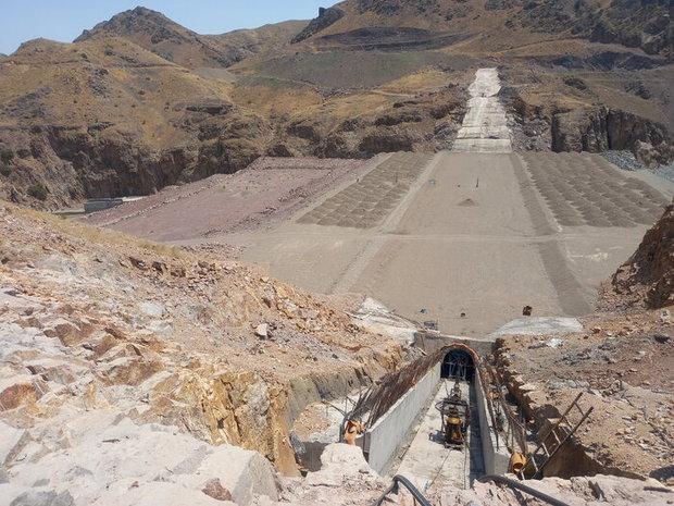 سد بالاخانلو تا پایان کار دولت به بهره برداری می رسد