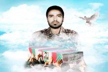 پیکر شهید سید علی رضوی در بیرجند تشییع میشود
