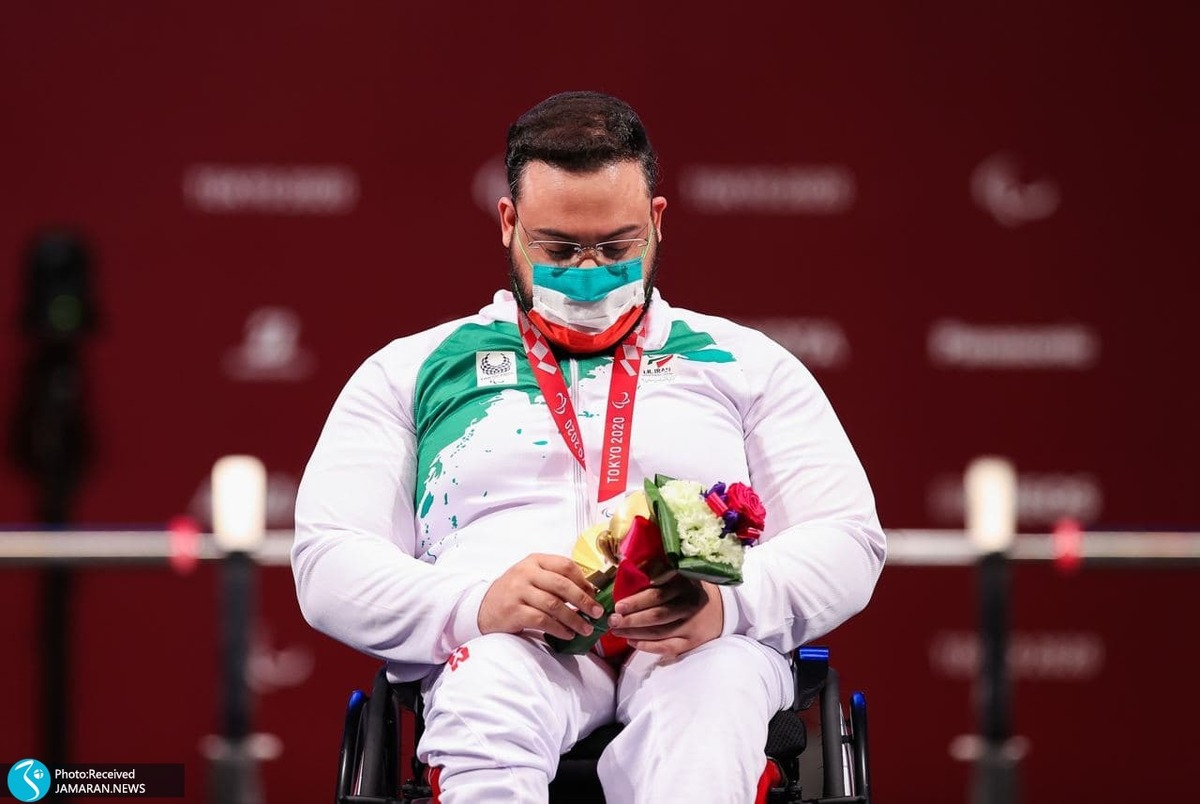 پارالمپیک 2020| دلیل عدم موفقیت روح الله رستمی در رکوردشکنی از زبان خودش