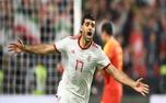 گل های بازی چهل و ششم جام ملت های آسیا/ ایران 3-چین 0