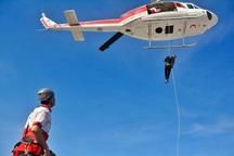 مانور ترکیبی امداد و نجات هلال احمر بجنورد برگزار شد