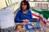 رایزنی فرهنگی سفارت جمهوری اسلامی ایران در نمایشگاه کتاب وین