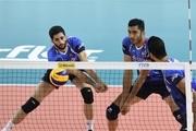 عبادی پور؛ بهترین بازیکن دیدار والیبال ایران و کره جنوبی