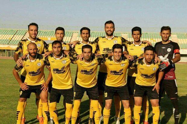 تیم فوتبال خوشهطلایی ساوه به جمع مدعیان بازگشت