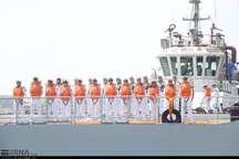 برنامه خبری یکشنبه هرمزگان  تمرین نظامی مشترک نیروی دریایی ایران وچین
