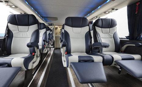 بهترین اتوبوس های برای سفر کدام ها هستند؟ / وسایل مورد نیاز سفرهای زمینی
