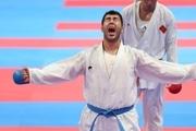فینالیست شدن گنج زاده در لیگ جهانی کاراته وان