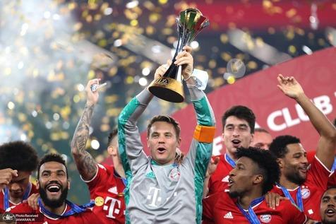 قهرمانی بایرن مونیخ در جام جهانی باشگاه ها
