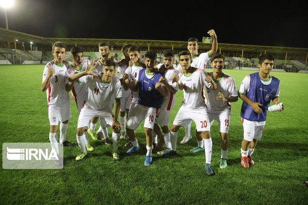 نوجوانان ایران، تیمی هجومی و با اخلاق