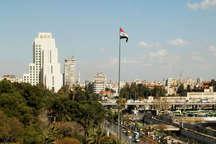 رهبران عرب در راه دمشق