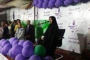 فاطمه هاشمی: انتخاب رئیس جمهوری شایسته، باعث آبادانی کشور می شود