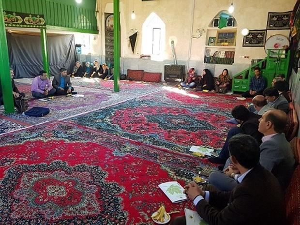 تسهیلگران البرزی به 34 روستای هدف اعزام شدند