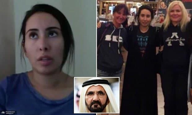ماجرای دختر حاکم دبی به سازمان ملل کشیده شد