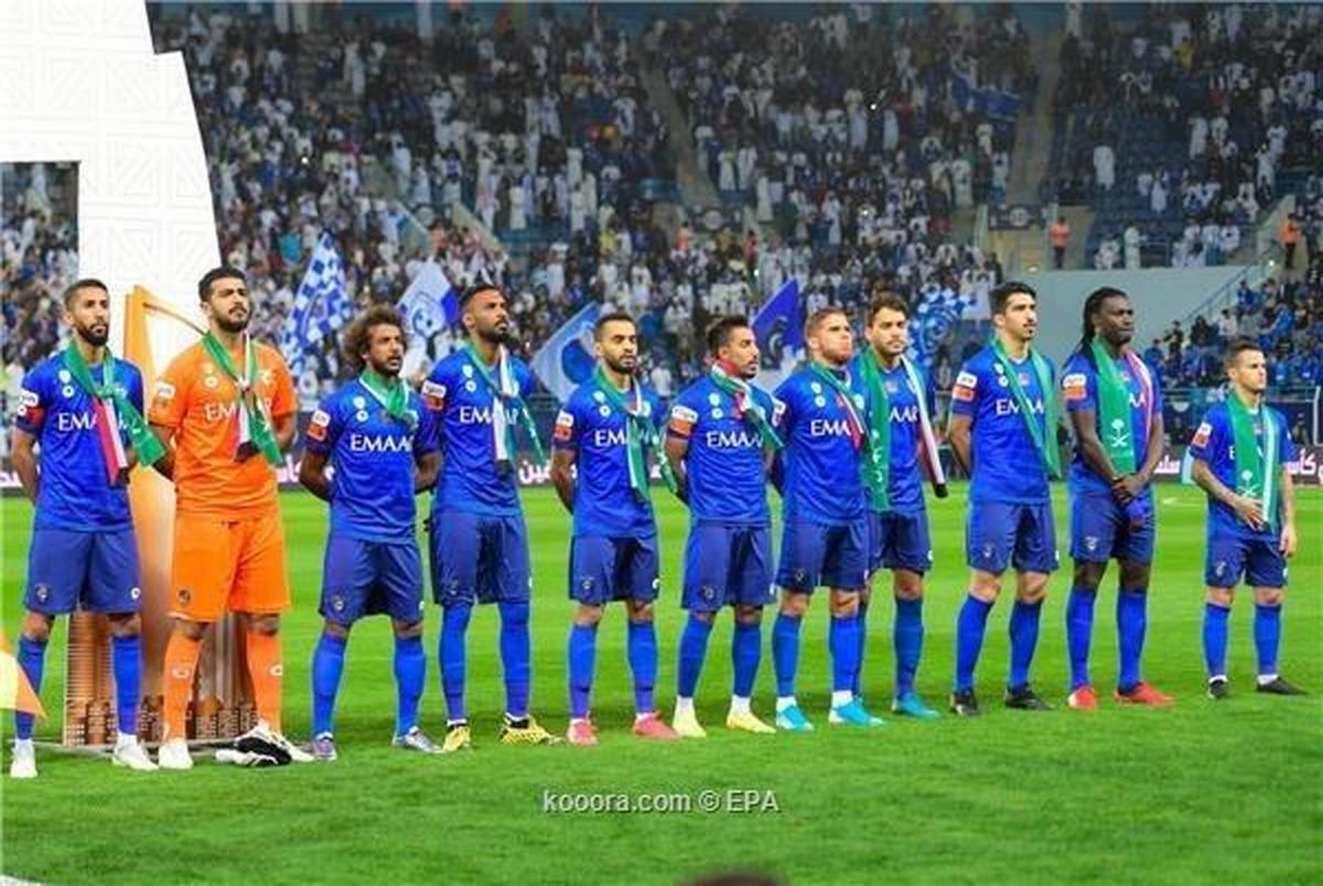 لیگ قهرمانان آسیا | شادی گل جالب توجه بازیکن الهلال + عکس