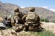 کشته شدن شماری از نظامیان آمریکایی در افغانستان