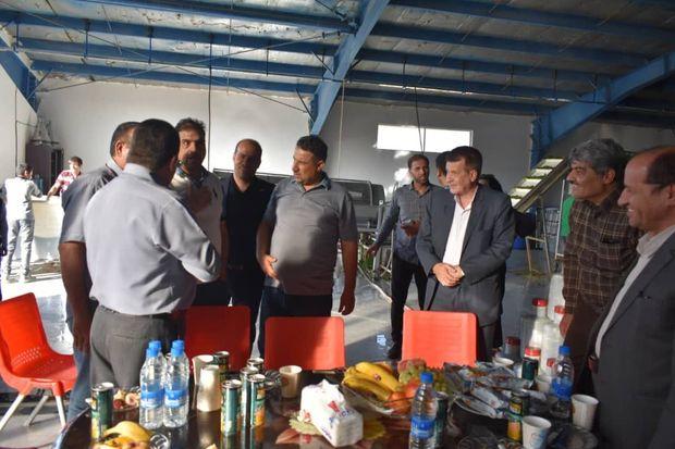 تقویت مبادلات تجاری منبت ملایر با عراق