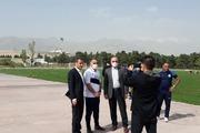 فکری خطاب به بازیکنان نفت مسجد سلیمان: میتوانید دوباره خودتان را در ایران مطرح کنید +عکس