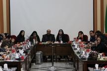 زنان کارآفرین قزوین با مدیران استان دیدار کردند