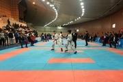 پایان لیگ کاراته با اعلام تیم های قهرمان