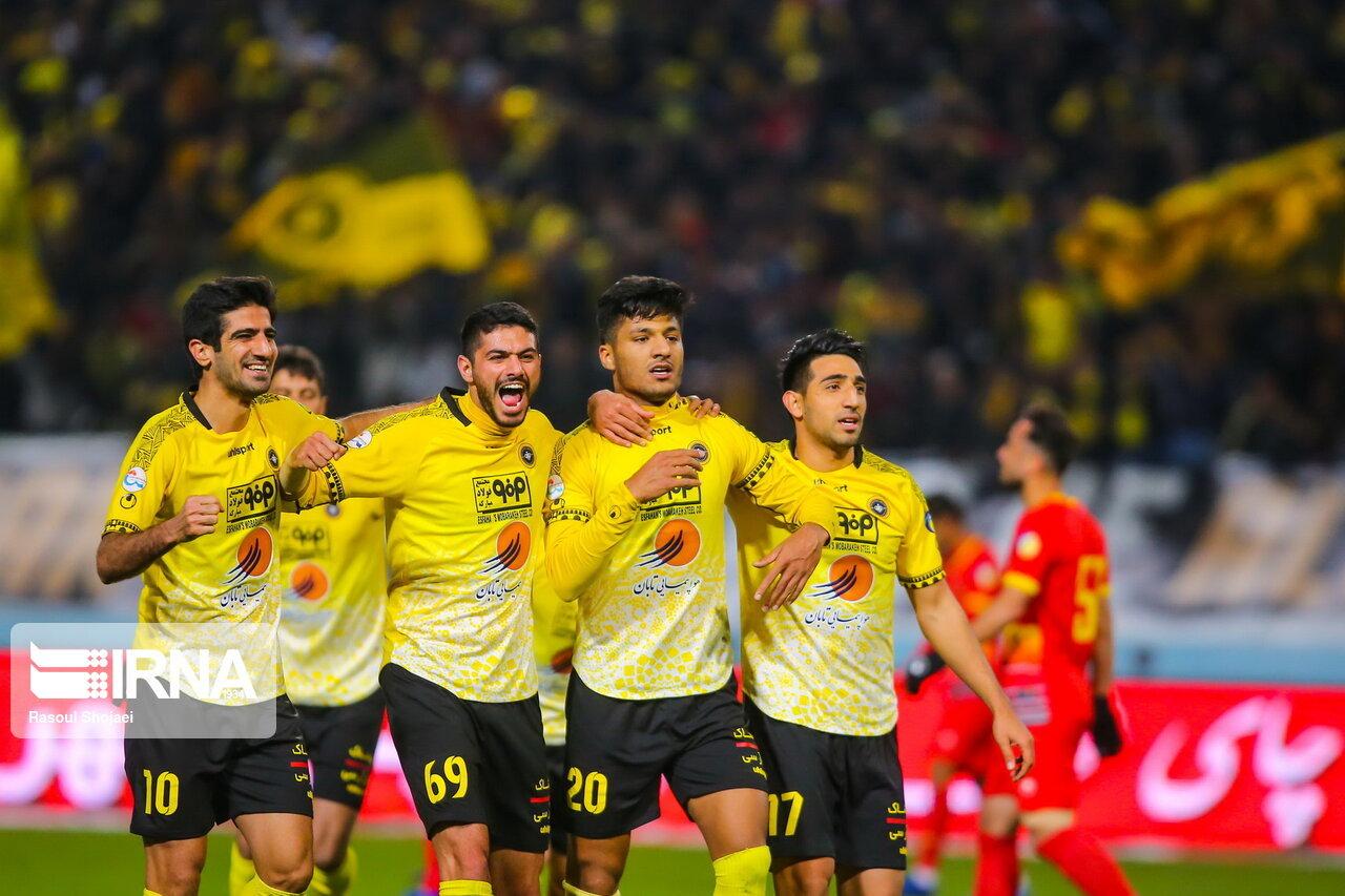 چشمانداز روشن سپاهان در لیگ قهرمانان آسیا