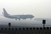 پروازهای فرودگاه مشهد تا اطلاع ثانوی لغو شد