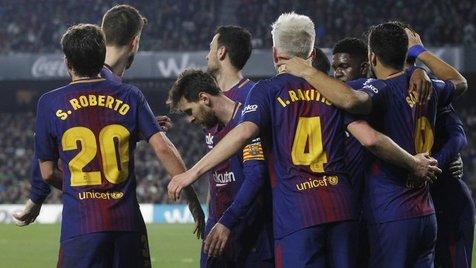 پیروزی پر گل بارسلونا مقابل رئال در سنتیاگو و صعود به فینال کوپا دل ری