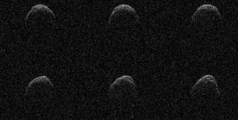 عبور 4 سیارک از کنار زمین