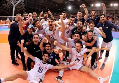 تیم ملی والیبال ایران در مرحله نهایی لیگ ملت ها با چه تیم هایی هم گروه می شود؟ +جدول