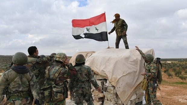ارتش سوریه پس از درگیری با ارتش ترکیه به خط مرزی رأس العین رسید