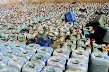 1000 لیتر سوخت قاچاق در ماکو کشف شد