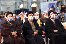 مراسم بیست و ششمین سالگرد ارتحال حجت الاسلام و المسلمین سید احمد خمینی(ره)