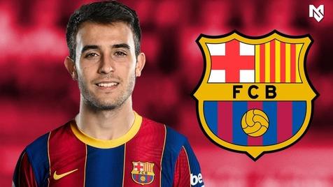 گارسیا رسماً با بارسلونا به توافق رسید+ عکس