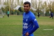بازیکن کرونایی استقلال به تمرینات بازگشت