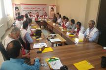 فعالیت مراکز توانبخشی هلال احمر در 31 استان کشور