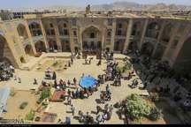 ورود مسافران نوروزی به کرمان 61 درصد افرایش داشت